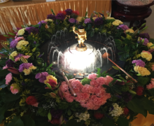 Bathing Buddha 1