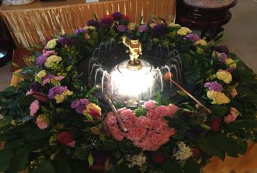 Bathing Buddha