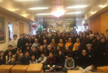 7-Days Thanksgiving Amitabha Retreat – November 19th – 25th, 2017